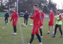 Trening piłkarzy Zagłębia w Chorwacji - fot. Magdalena Wróbel