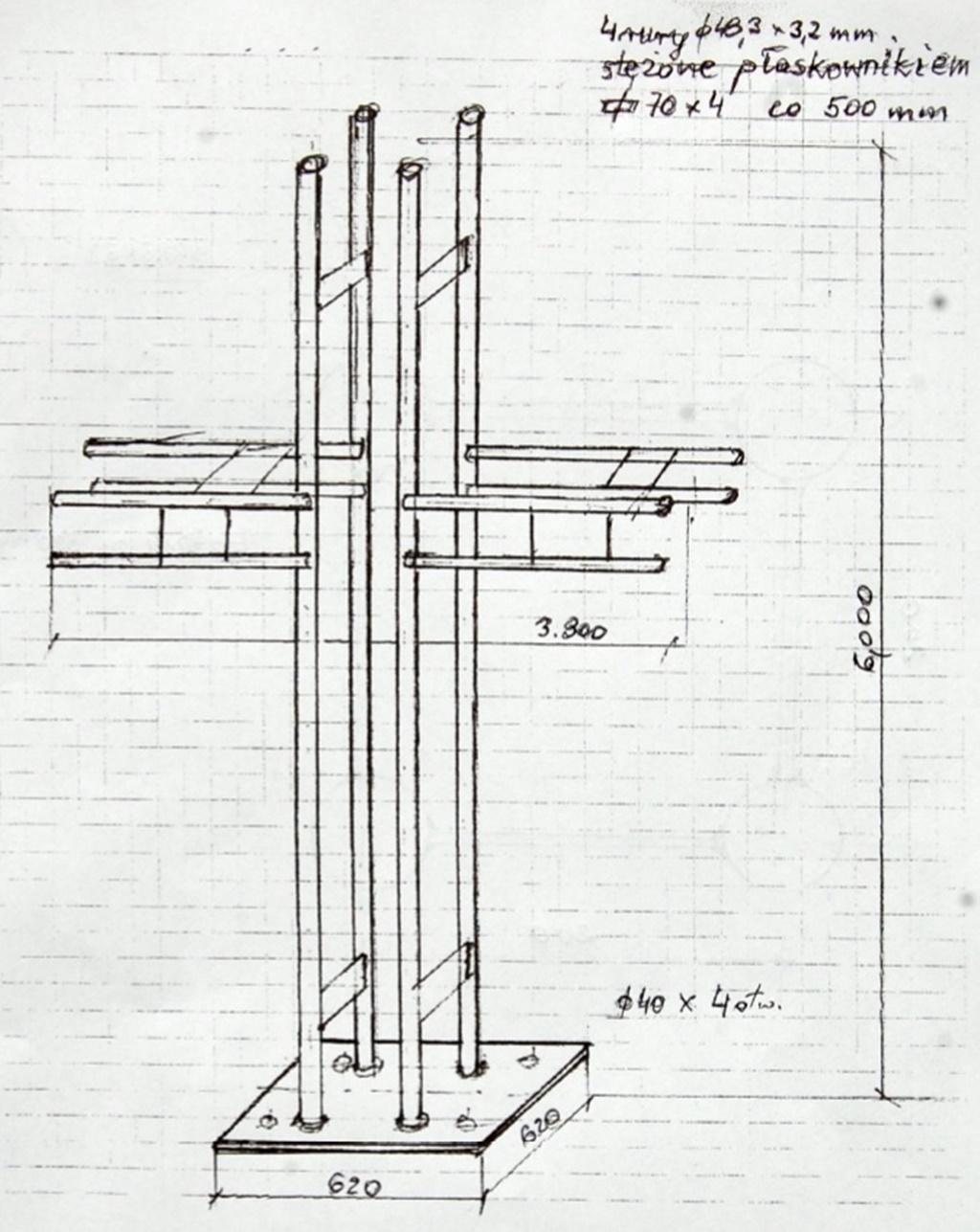 Krzyż na Górce Środulskiej - fot. Piotr Zimnal