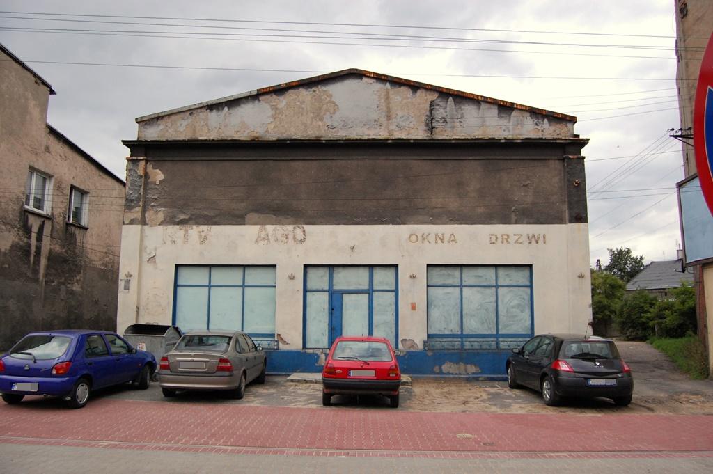 Synagoga w Zawierciu - fot. Wikipedia