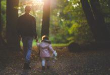 Ojciec i córka - fot. Pixabay