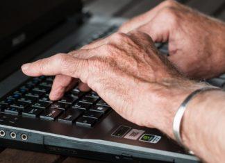 Senior internet - fot. Pixabay