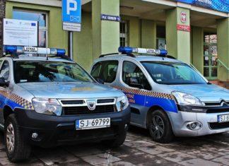 Straż Miejska w Jaworznie – fot. UM Jaworzno