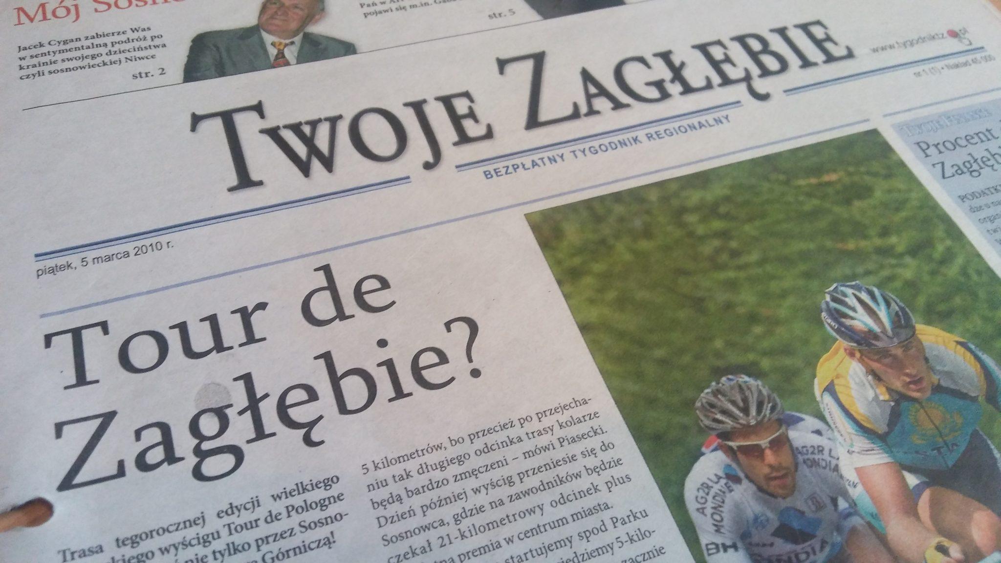 Tygodnik Twoje Zagłębie - fot. Arch. TZ