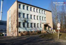 Komisariat policji w Ząbkowicach – fot. Policja Dąbrowa Górnicza
