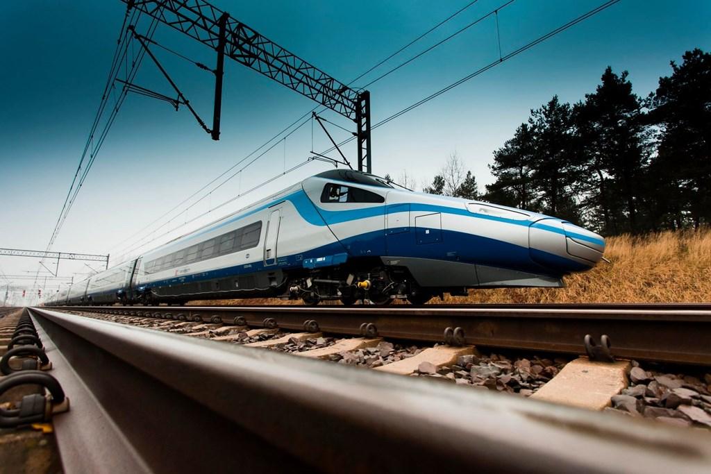 Kolej dużych prędkości do Centralnego Portu Komunikacyjnego – fot. CPK