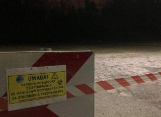 Parkingi przy miejscach rekreacyjnych zamknięte - fot. UM Sosnowiec