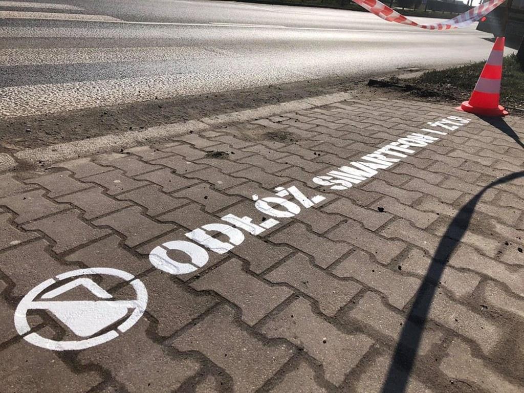 """""""Odłóż smartfon i żyj!"""" w Sosnowcu - fot. Facebook/Damian Żurawski"""