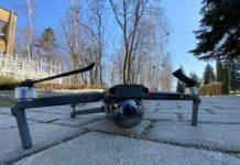 Dron będzie kontrolował ruch na ulicach - fot. UM Wojkowice