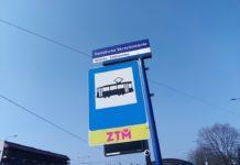 Przystanek ZTM - fot. MZ