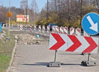 Ogromne zapadlisko na 3 Maja w Sosnowcu zostanie zlikwidowane – fot. UM Sosnowiec