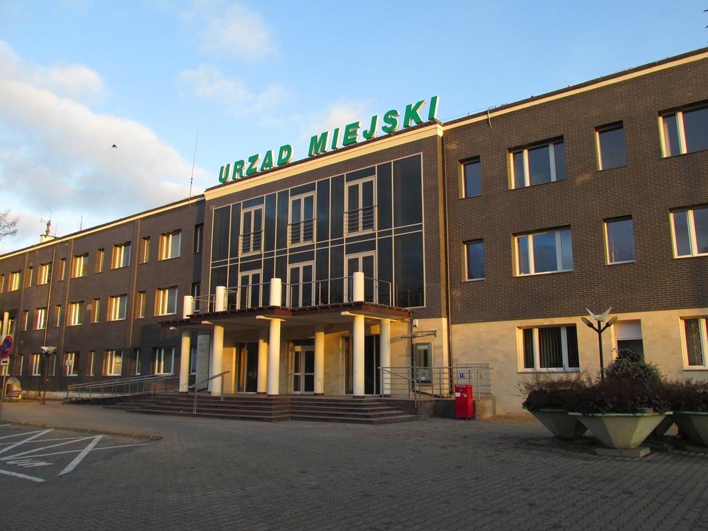 Urząd Miasta w Zawierciu - fot. Wikipedia