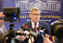 Wojewoda śląski Jarosław Wieczorek – fot. Śląski Urząd Wojewódzki w Katowicach