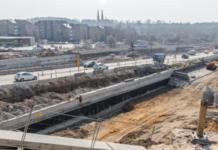 Przebudowa DK94 w Sosnowcu - fot. UM Sosnowiec
