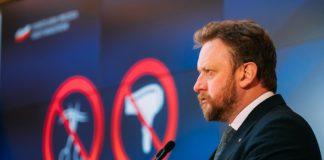 Minister zdrowia Łukasz Szumowski - fot. Krystian Maj/KPRM