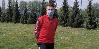 Piłkarze Zagłębia w izolacji – fot. zaglebie.eu