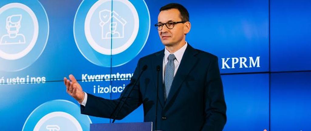Mateusz Morawiecki - fot. gov.pl