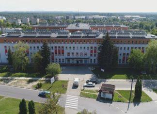 Szpital Powiatowy w Zawierciu - fot. Szpital Powiatowy w Zawierciu
