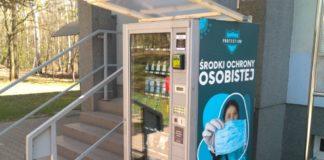 Higienomat w Psarach - fot. Gmina Psary