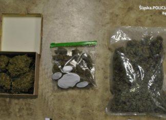 Narkotyki – fot. Policja Będzin