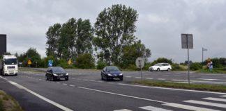 Zmiany na niebezpiecznym skrzyżowaniu - fot. Krzysztof Kozieł