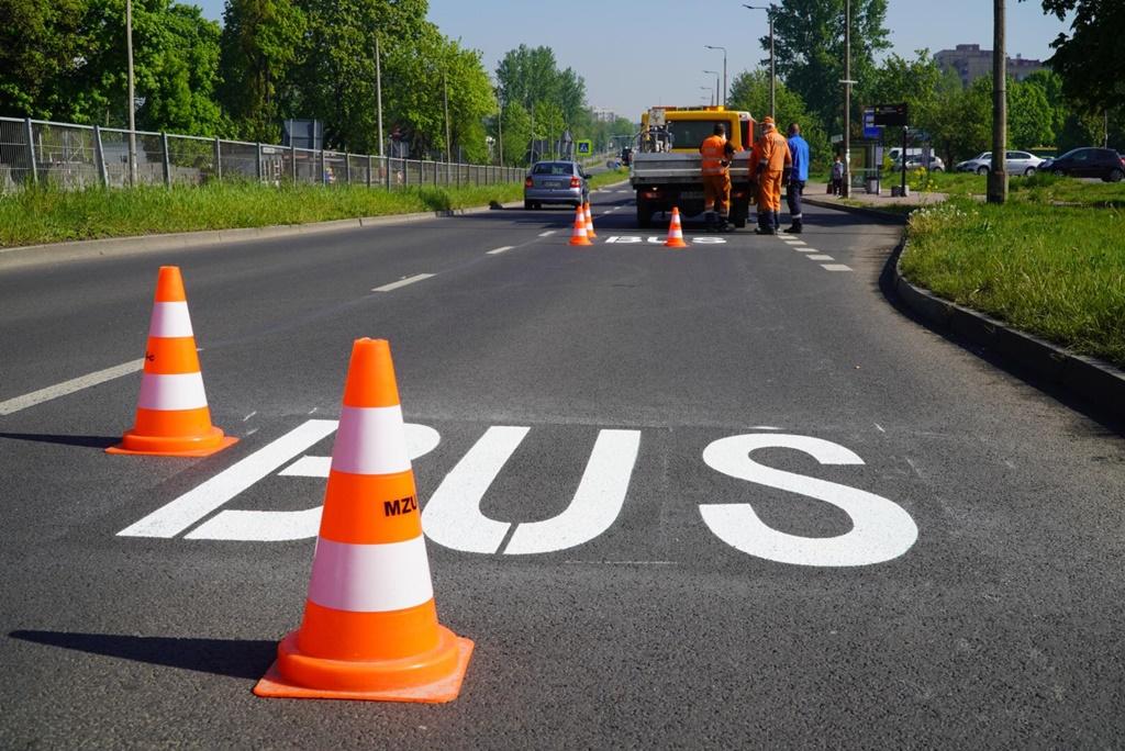 Buspas Zagórze - fot. UM Sosnowiec