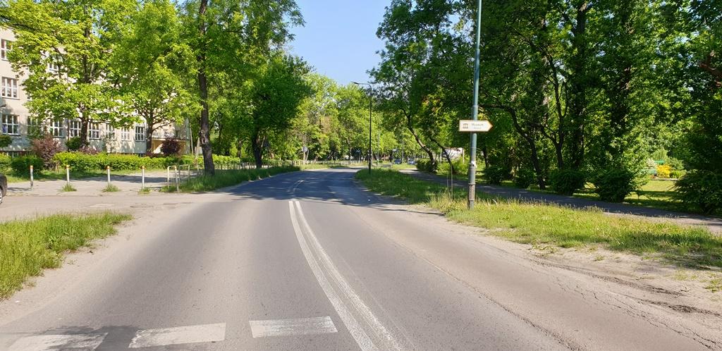 Kolejny odcinek ul. Ostrogórskiej zostanie wyremontowany – fot. UM Sosnowiec