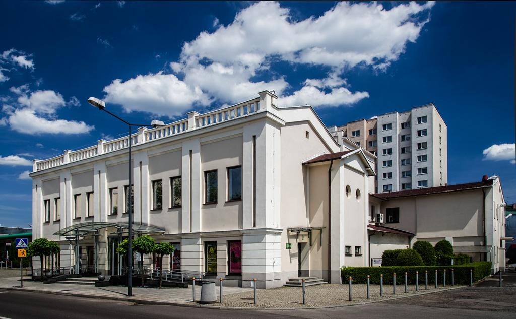 Teatr Zagłębia w Sosnowcu – fot. Maciej Stobierski