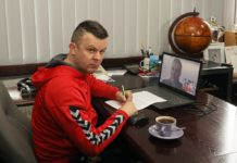 Krzysztof Dębek trenerem Zagłębia Sosnowiec – fot. Marek Rybicki