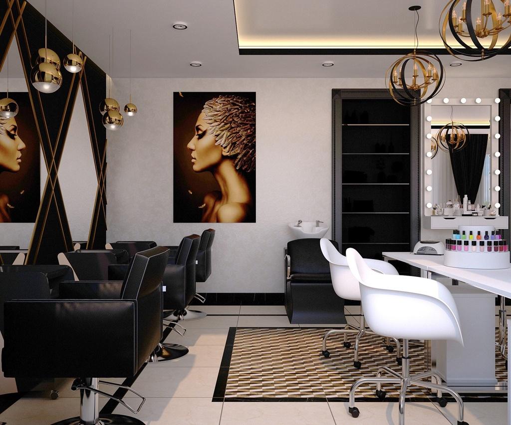 Salon fryzjerski - fot. Pixabay