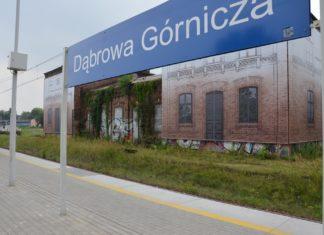 Dworzec PKP w Dąbrowie Górniczej – Arch. TZ