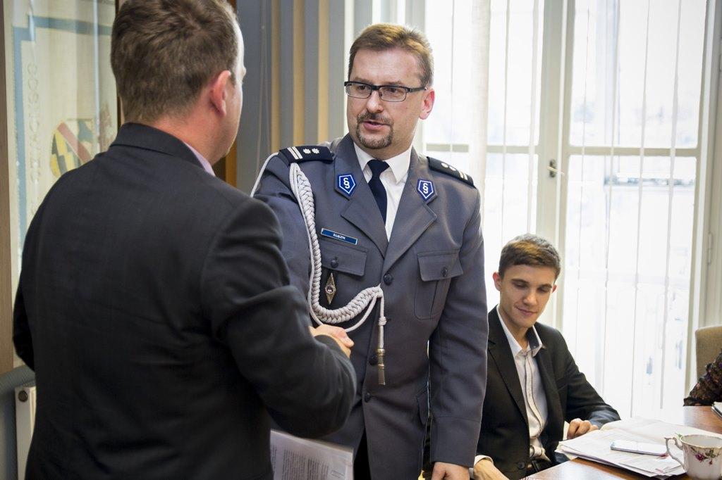 Dominik Łączyk - fot. UM Sosnowiec