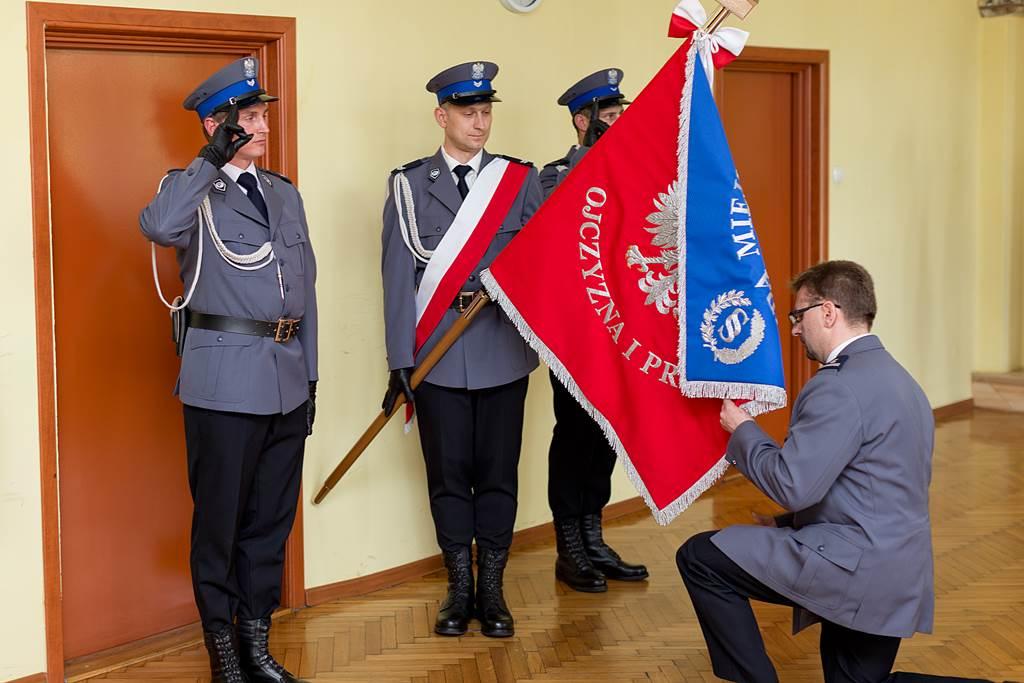 Dominik Łączyk - fot. Policja Sosnowiec