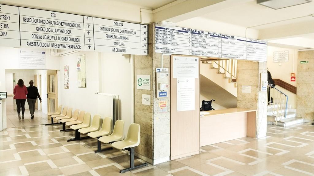 Szpital - fot. Zagłębiowskie Centrum Onkologii