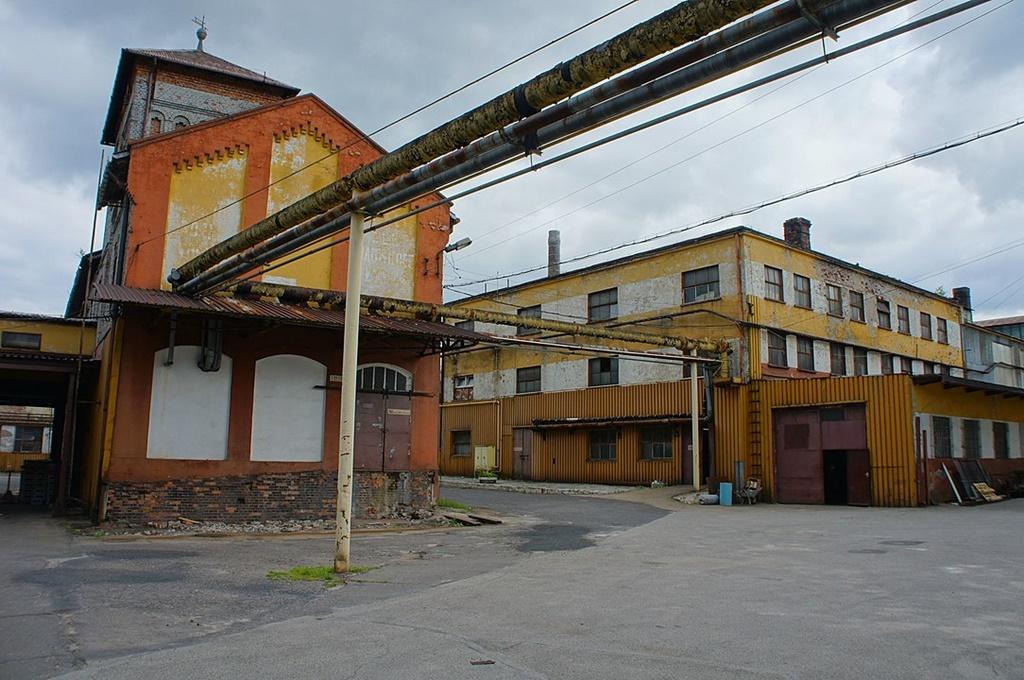 Huta Szkła w Zawierciu - fot. Wikipedia