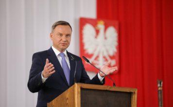 Prezydent RP Andrzej Duda - fot. Jakub Szymczuk/KPRP