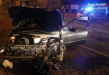 Pijany kierowca – fot. Policja Sosnowiec