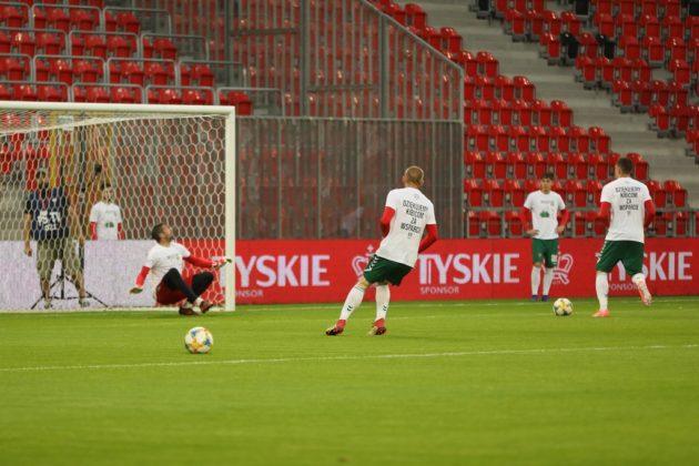 GKS Tychy Zagłębie Sosnowiec 1:1 - fot. Marek Rybicki