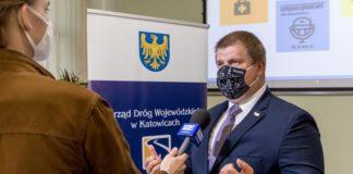Wicemarszałek woj. śląskiego Wojciech Kałuża – fot. Tomasz Żak/UMWS