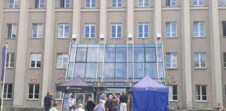Urząd Miejski w Sosnowcu - fot. MC