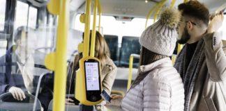 Automatyczny system liczenia pasażerów - fot. Metropolia GZM