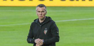 Trener Zagłębia Sosnowiec Krzysztof Dębek – fot. zaglebie.eu