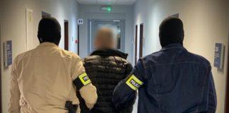 Składał propozycje seksualne trzynastolatce – fot. Policja Jaworzno