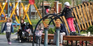 Plac zabaw - fot. UM Sosnowiec