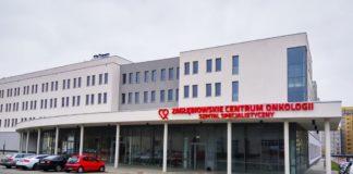 Zagłębiowskie Centrum Onkologii - fot. UM Dąbrowa Górnicza