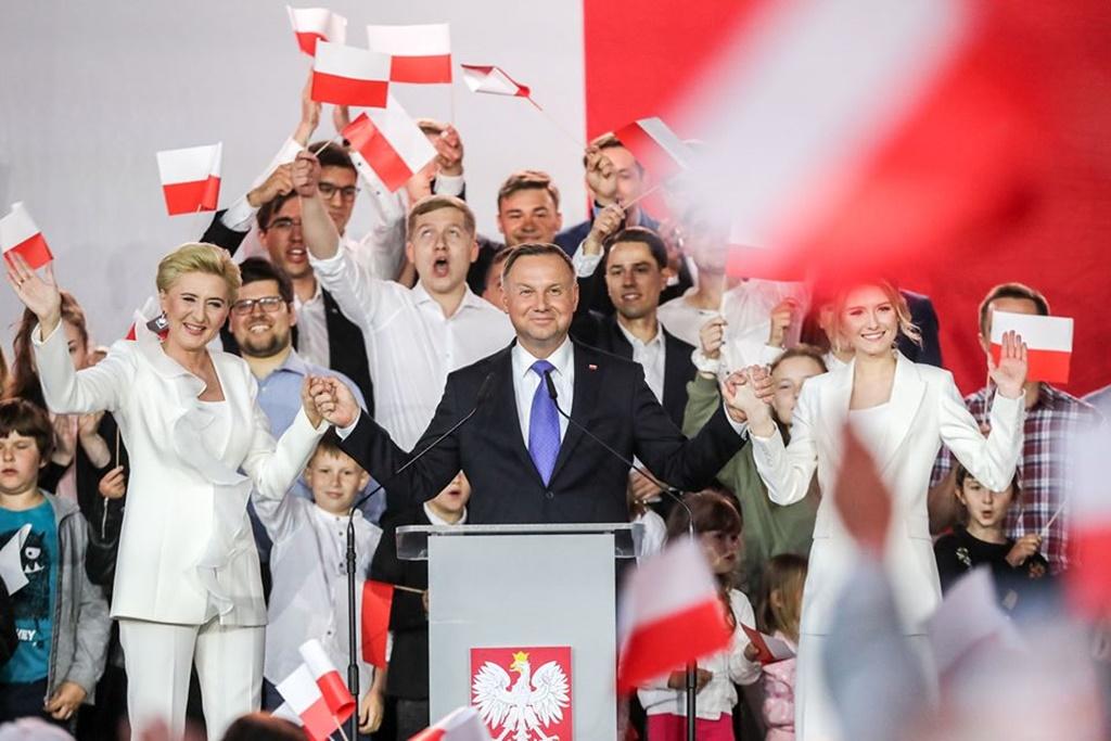 Prezydent Polski Andrzej Duda – fot. Facebook/Andrzej Duda