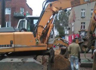 Przebudowa kanalizacji i wodociągu w Modrzejowie - fot. UM Sosnowiec