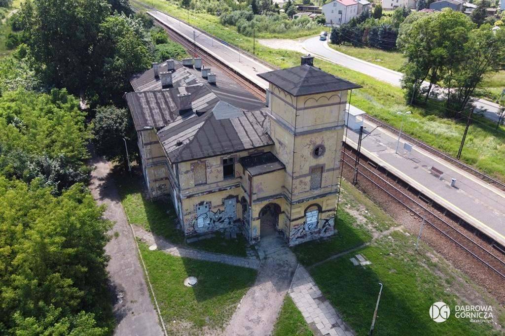 W tym miejscu powstanie nowe centrum przesiadkowe w Gołonogu - fot. Studio DG