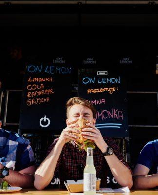 Food truck - fot. mat. pras.