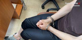 Areszt z usiłowanie zabójstwa 6-latki - fot. KMP w Jaworznie