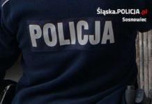 Policja - fot. KMP w Sosnowcu